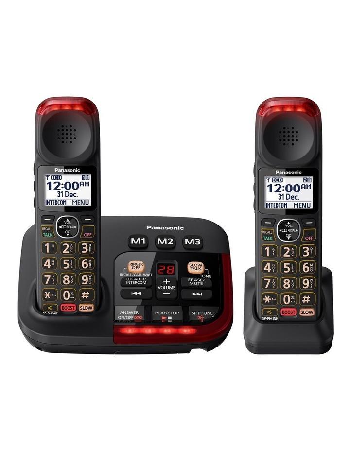 Amplified Phone Twin Handset KX-TGM422AZB image 1