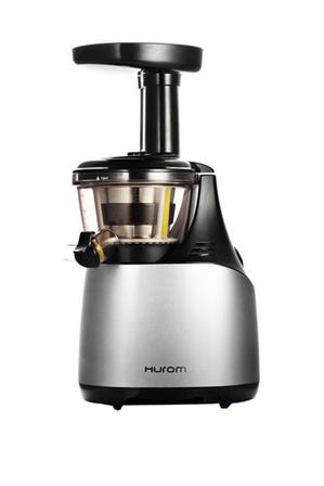 Hurom - HU-500 Cold Press Juicer - Titanium Silver