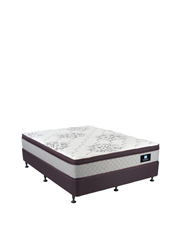 Sealy - Ensemble - Liberty Plush  - PostureLux