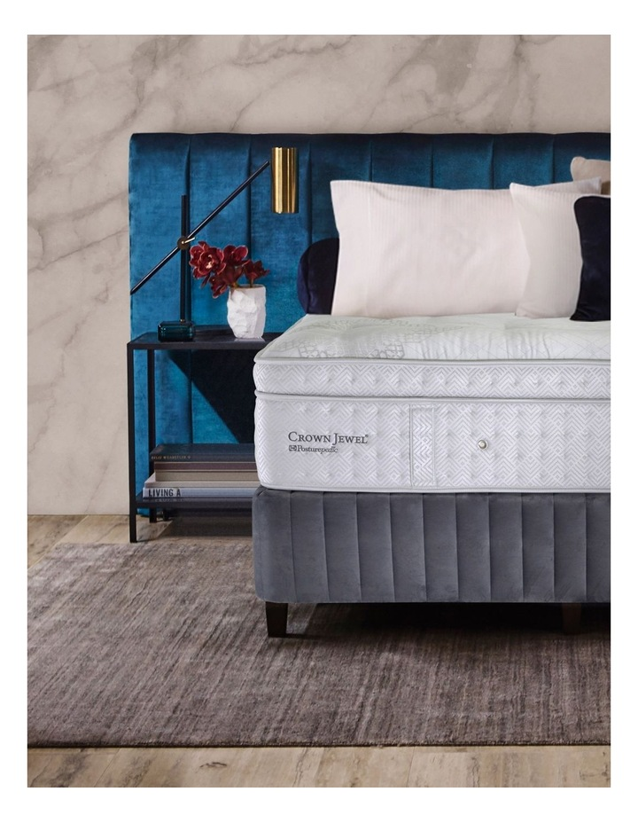 Crown Jewel Posture Plaza Plush Mattress image 1