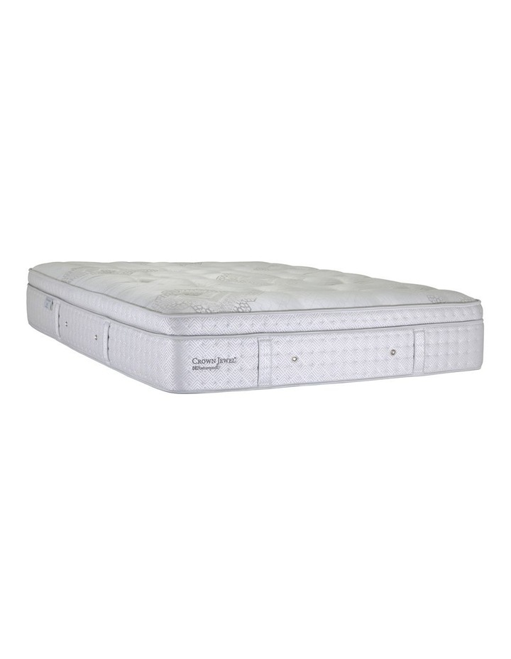 Crown Jewel Posture Plaza Plush Mattress image 2