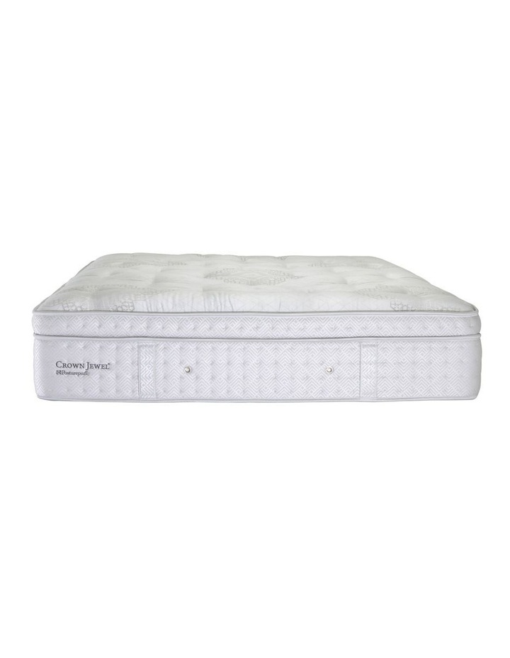 Crown Jewel Posture Plaza Plush Mattress image 3