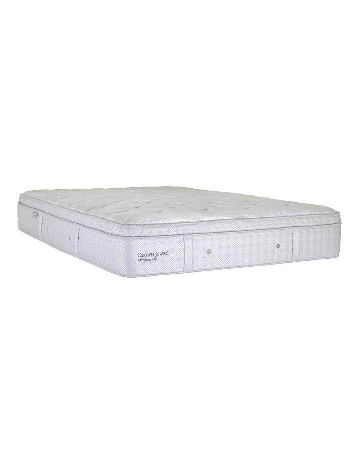 Crown Jewel Lexington Plush Mattress image 2