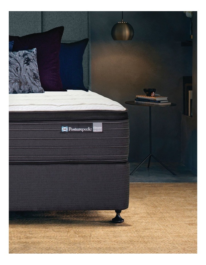 Elevate Ultra Swansea Plush Mattress image 1