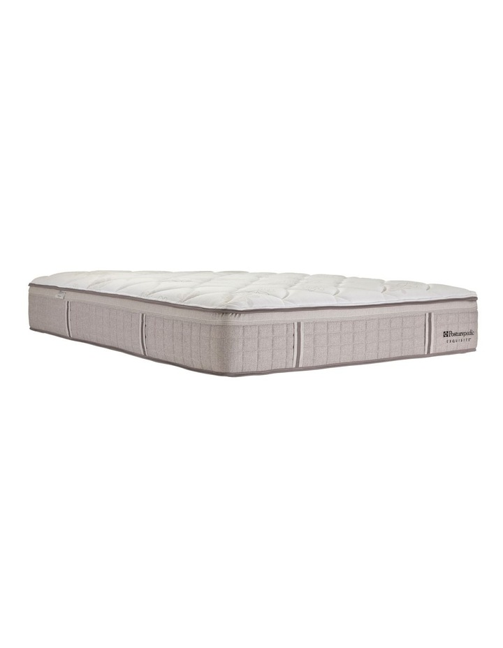 Exquisite Galleria Plush Mattress image 2