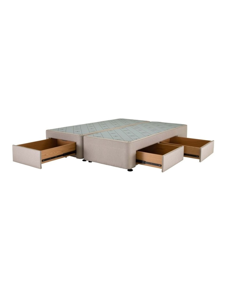 Space Saver Right Hand 2 Drawer Base Linen image 1