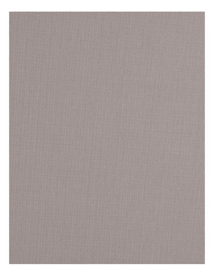 Opus Rounded Fabric Bedhead 120cm Dune image 3