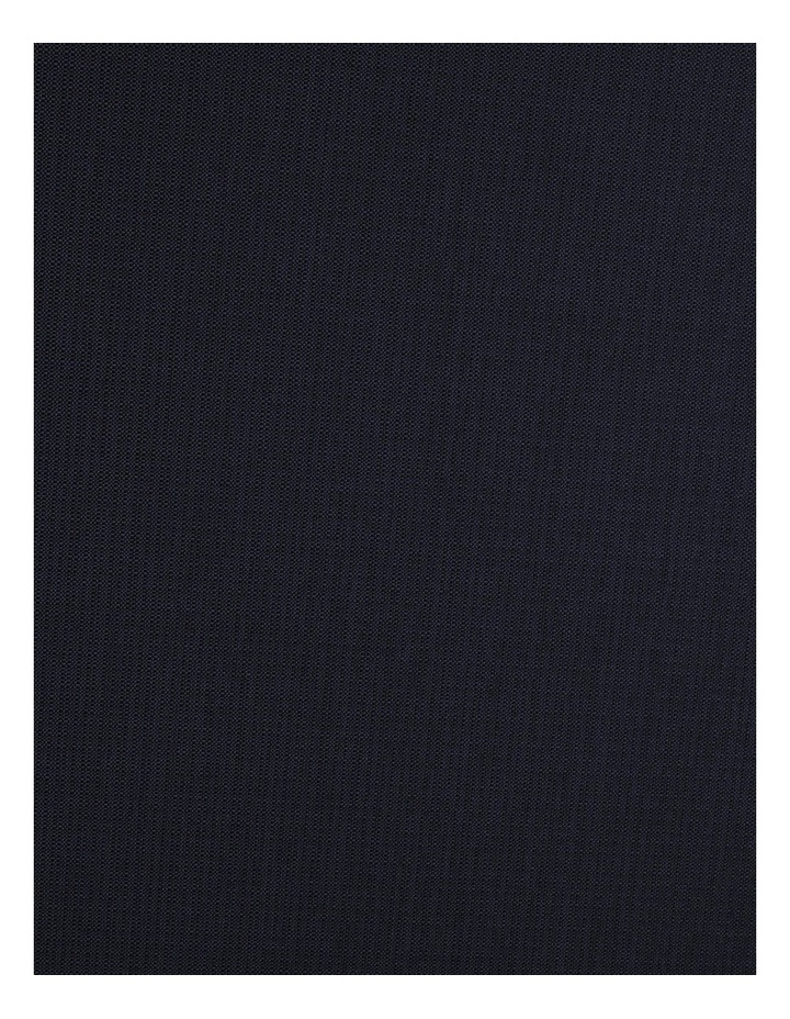Opus Rounded Fabric Bedhead 120cm Midnight image 2
