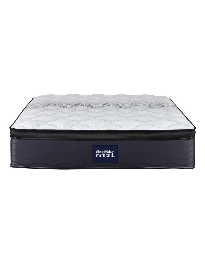 Mattress -  Plush - Aware Miracoil Back Support Collection image 2