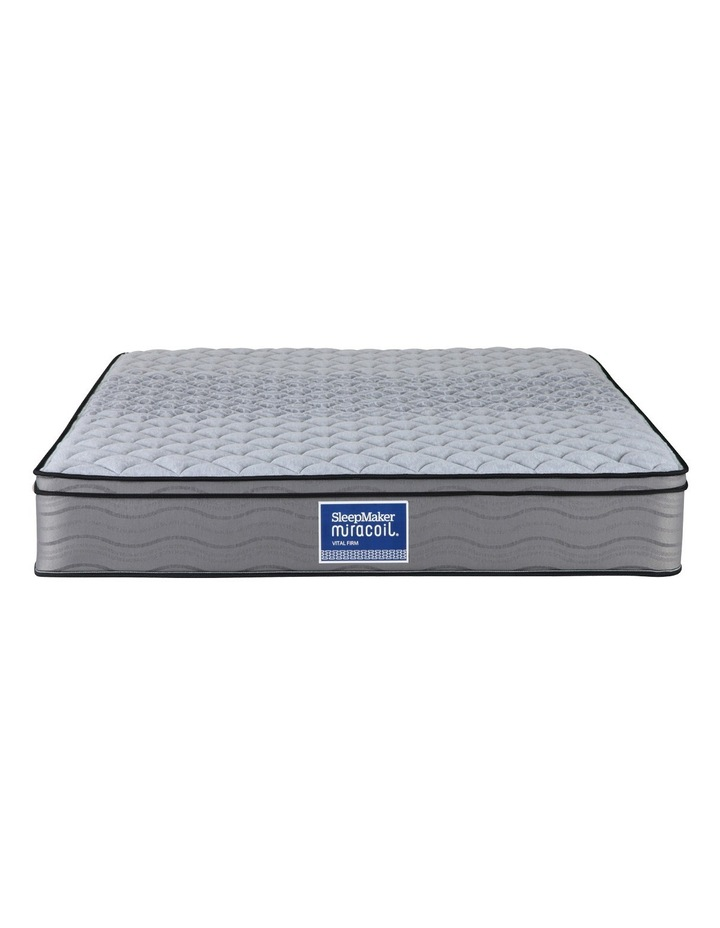Mattress - Firm - VItal Miracoil Back Support Collection image 2