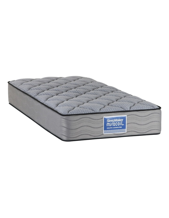 Mattress - Holistic Cushion Firm - Miracoil Singles Collection image 1