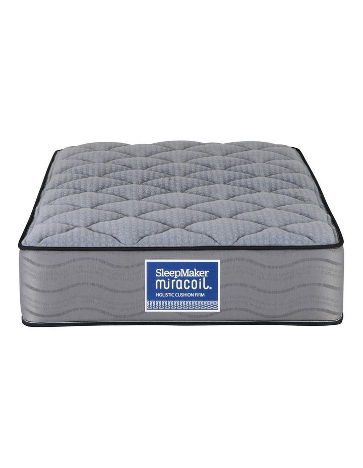 Mattress - Holistic Cushion Firm - Miracoil Singles Collection image 2