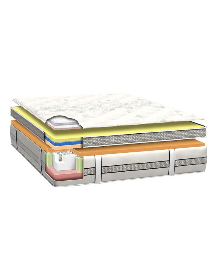 Mattress - Burleigh Ultra Plush - Cocoon Silver Collection image 4