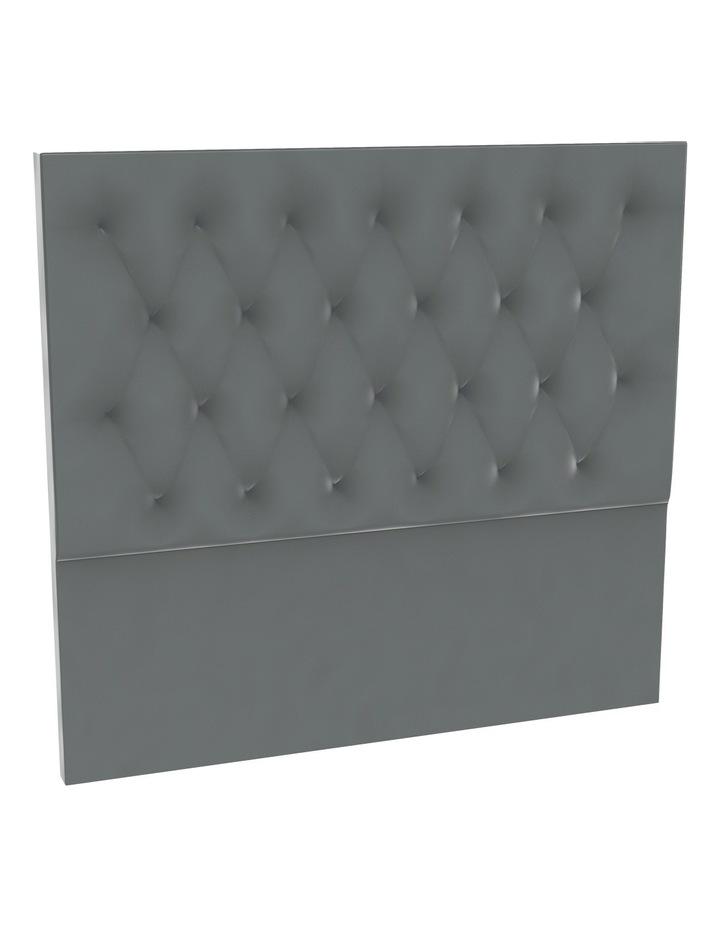 Sterling Velvet Tufted Bedhead 150cm High image 1