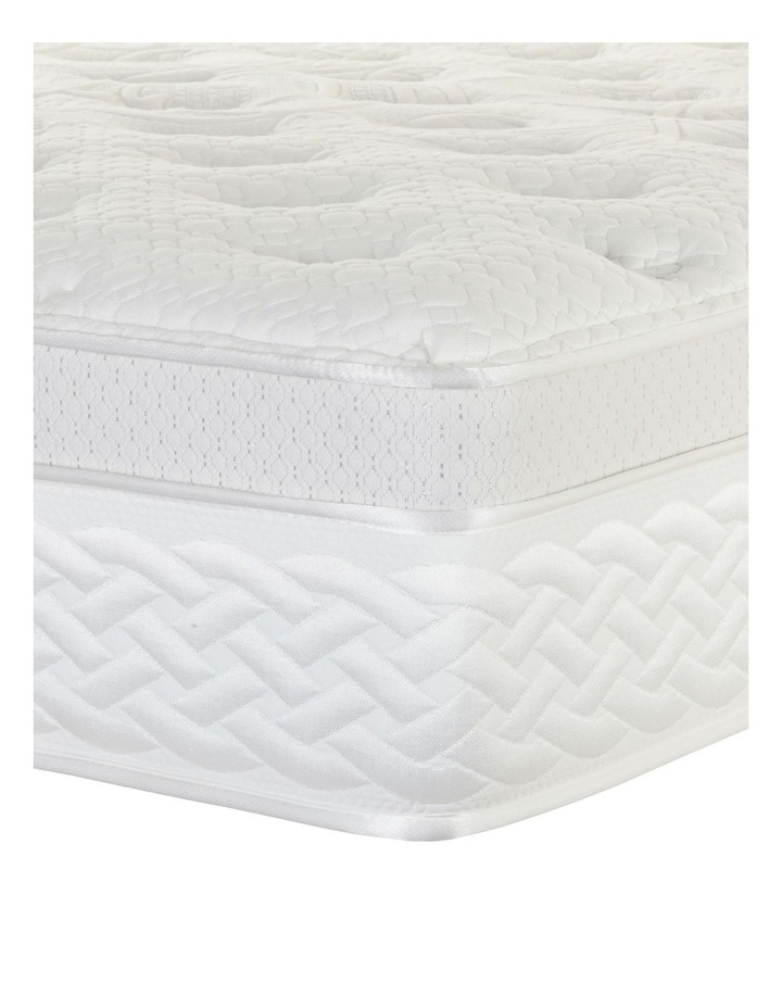 Cocoon Platinum Whitsunday Plush 8 Mattress image 6