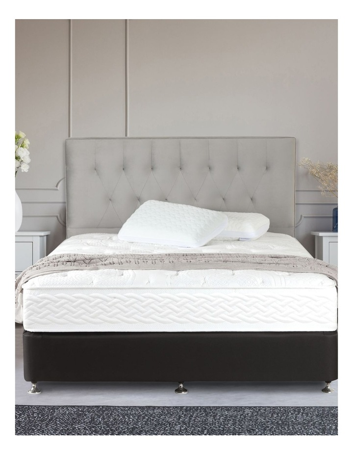 Cocoon Silver Belford Plush 7 Mattress image 1