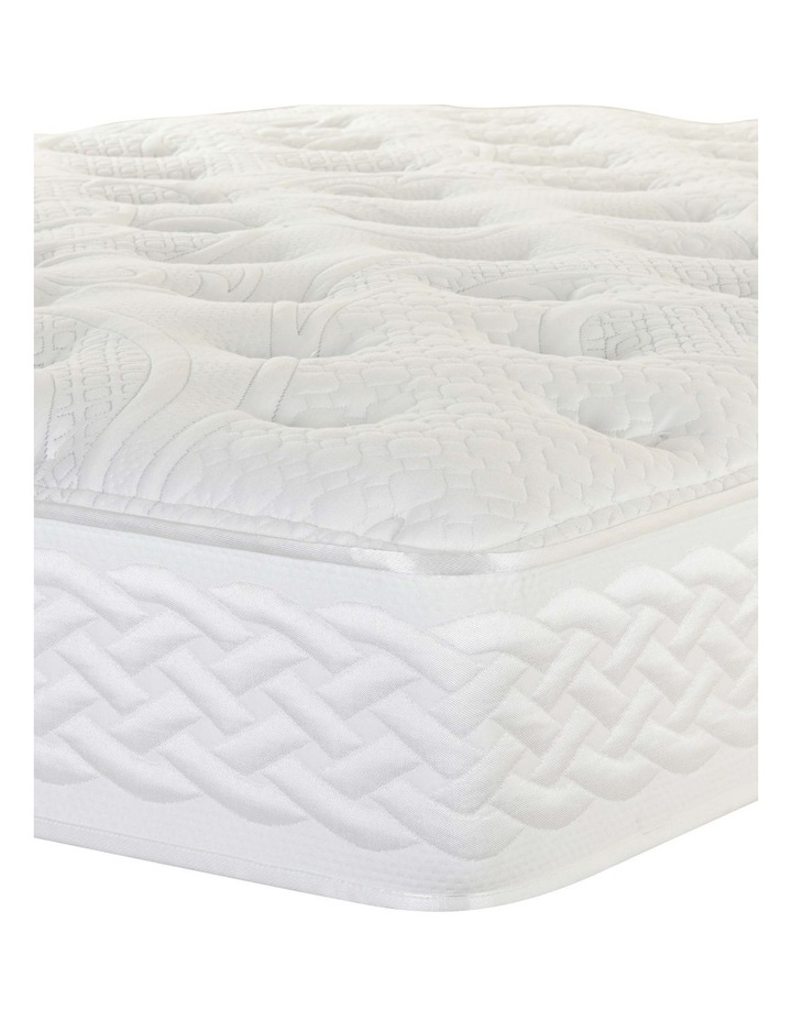 Cocoon Silver Belford Plush 7 Mattress image 6