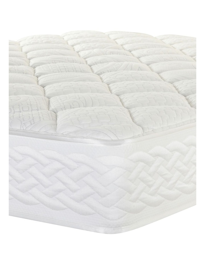 Cocoon Silver Oxley Medium 5 Mattress image 6