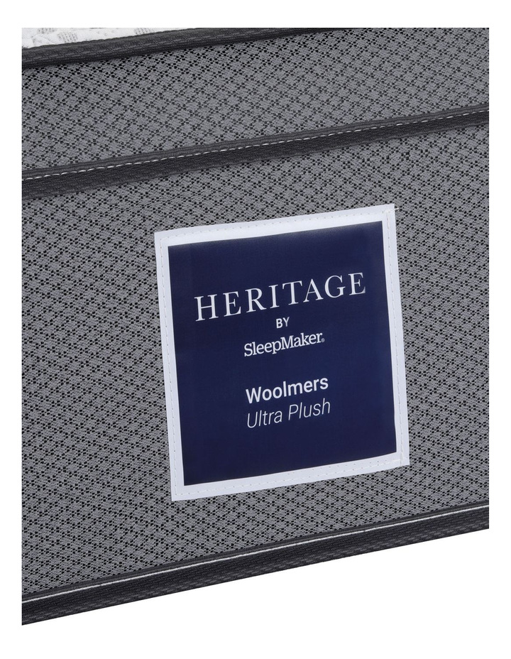 Mattress - Woolmers Ultra Plush - Full Width Pocket Collection image 3