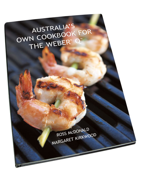 250-10 Australia's Own Cookbook for the Weber Q image 1