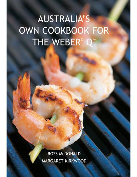250-10 Australia's Own Cookbook for the Weber Q image 2