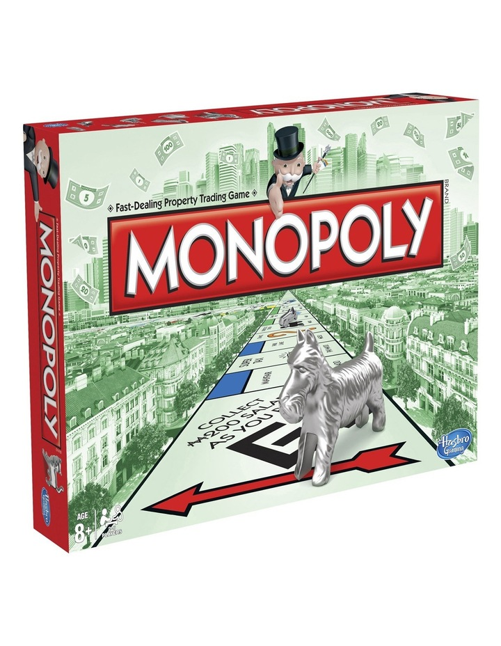 Board Games Monopoly