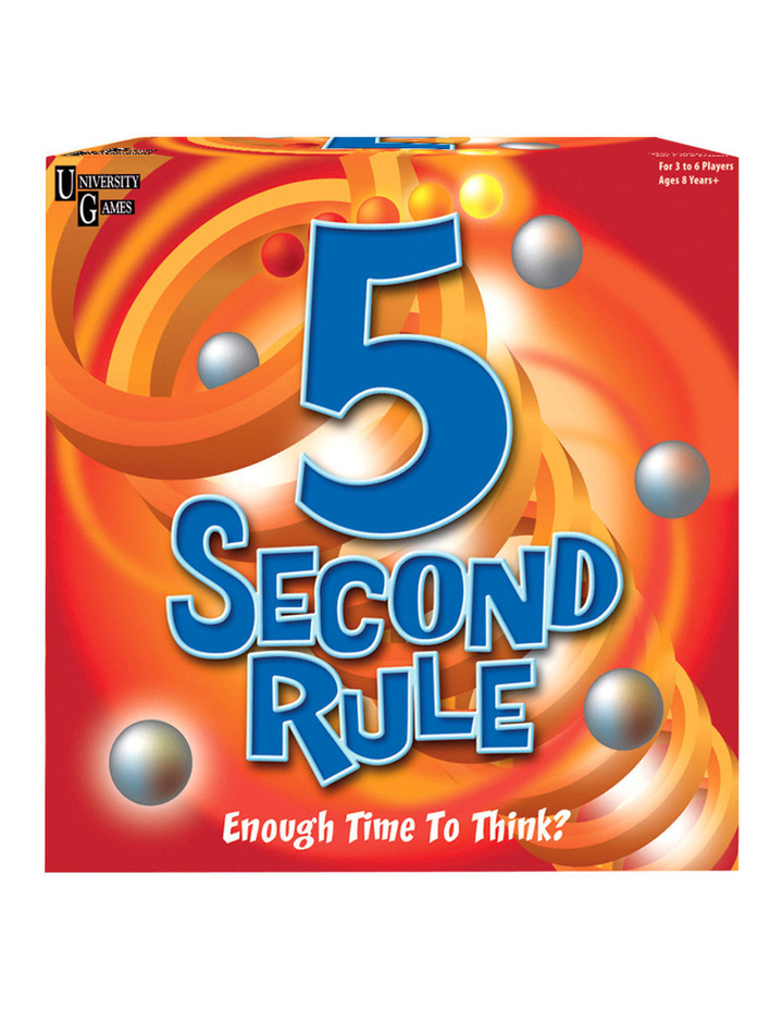 5 Second Rule Game image 1