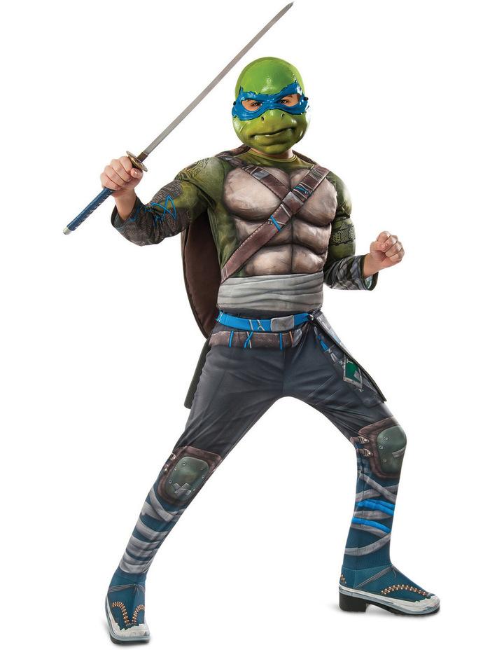 Leonardo Deluxe Costume size 3-5 image 1