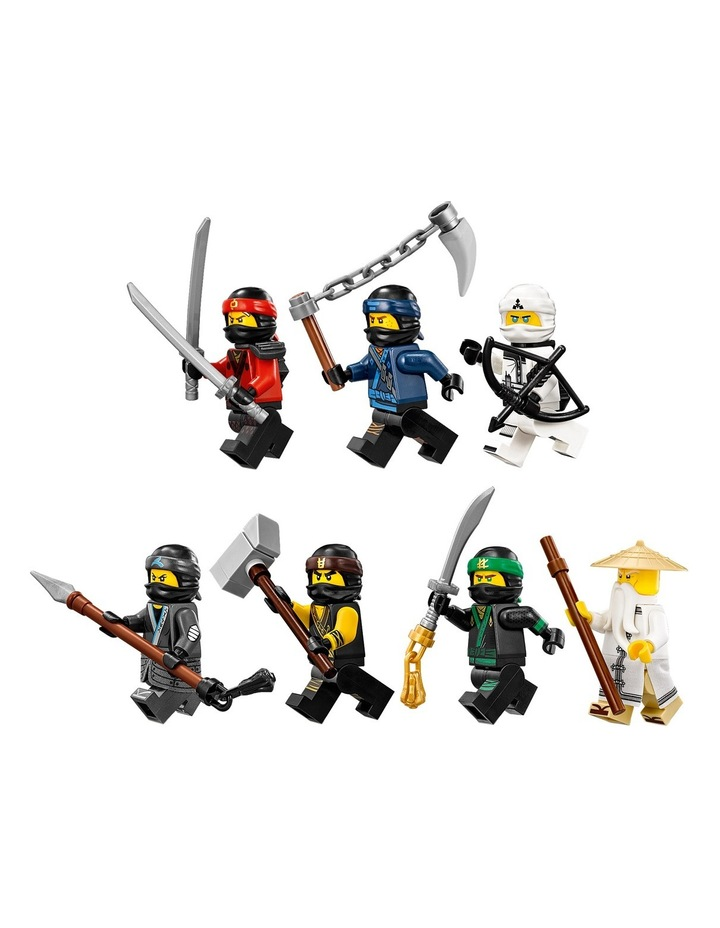 Ninjago Movie Destiny's Bounty 70618 image 3