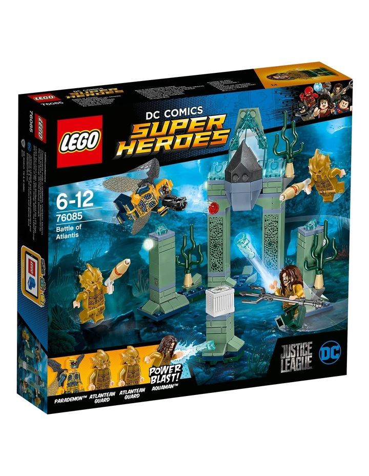 Super Heroes Battle of Atlantis 76085 image 1