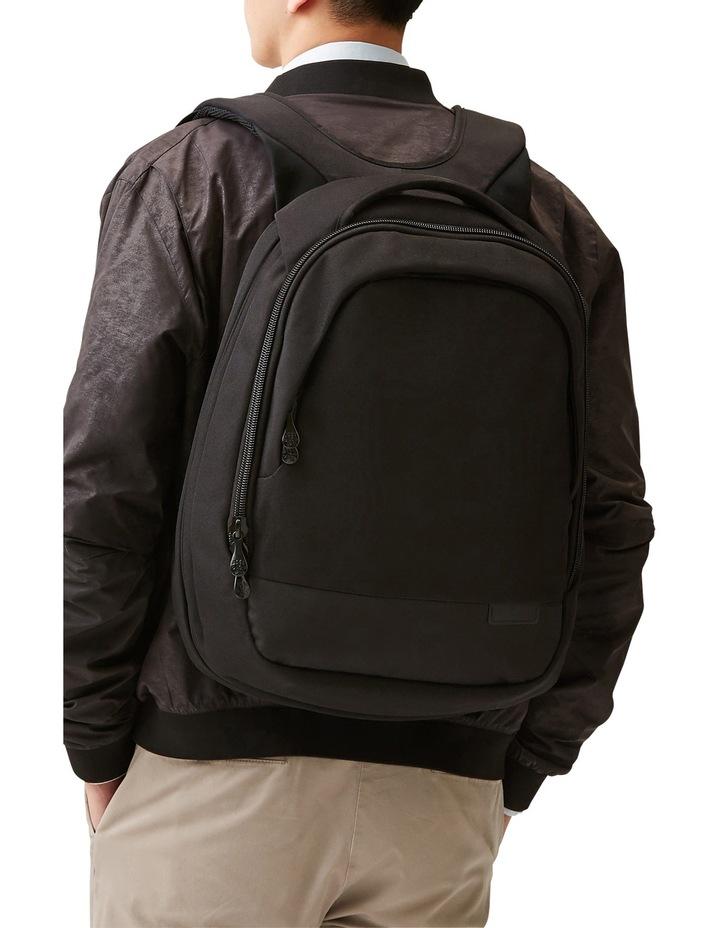 Mantra Backpack:Black 1.5kg image 6