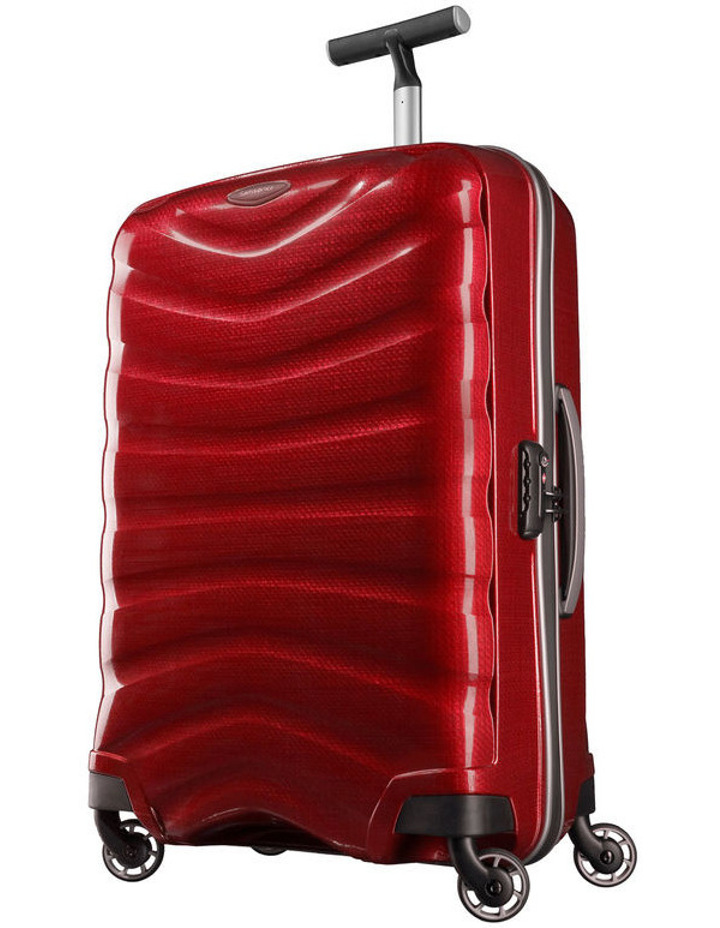 Firelite Spinner Suitcase Red Large 81cm image 1