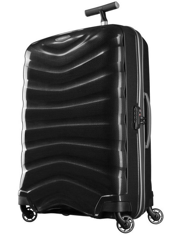 Firelite Spinner Suitcase Charcoal Medium 75cm image 1