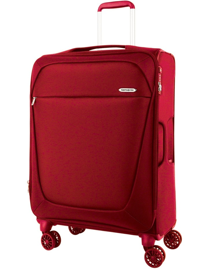 B-Lite 3 soft side spinnercase small 50cm Red 1.9kg image 1