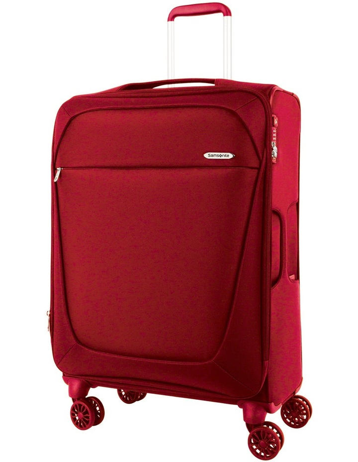 B-Lite 3 soft side spinnercase medium 71cm Red 3.1kg image 1