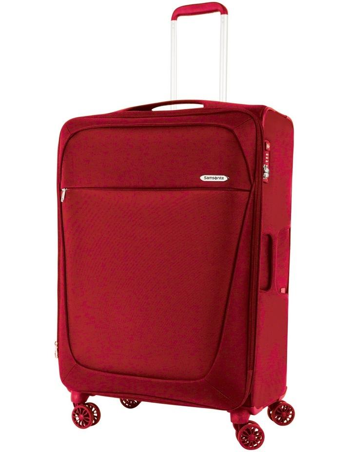 B-Lite 3 soft side spinnercase large 78cm Red 3.3kg image 1
