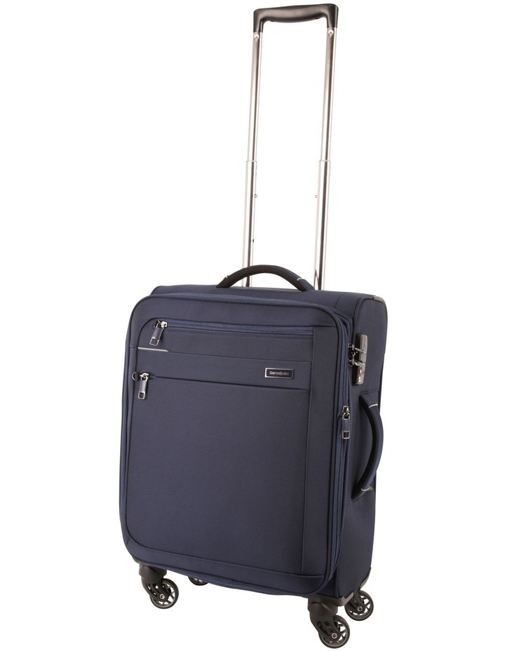 Lumiere soft side spinnercase small 55cm navy 2.5kg image 1