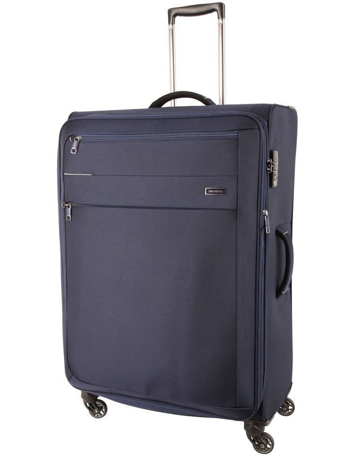 Lumiere soft side spinnercase  large 81cm navy 3.8kg image 1