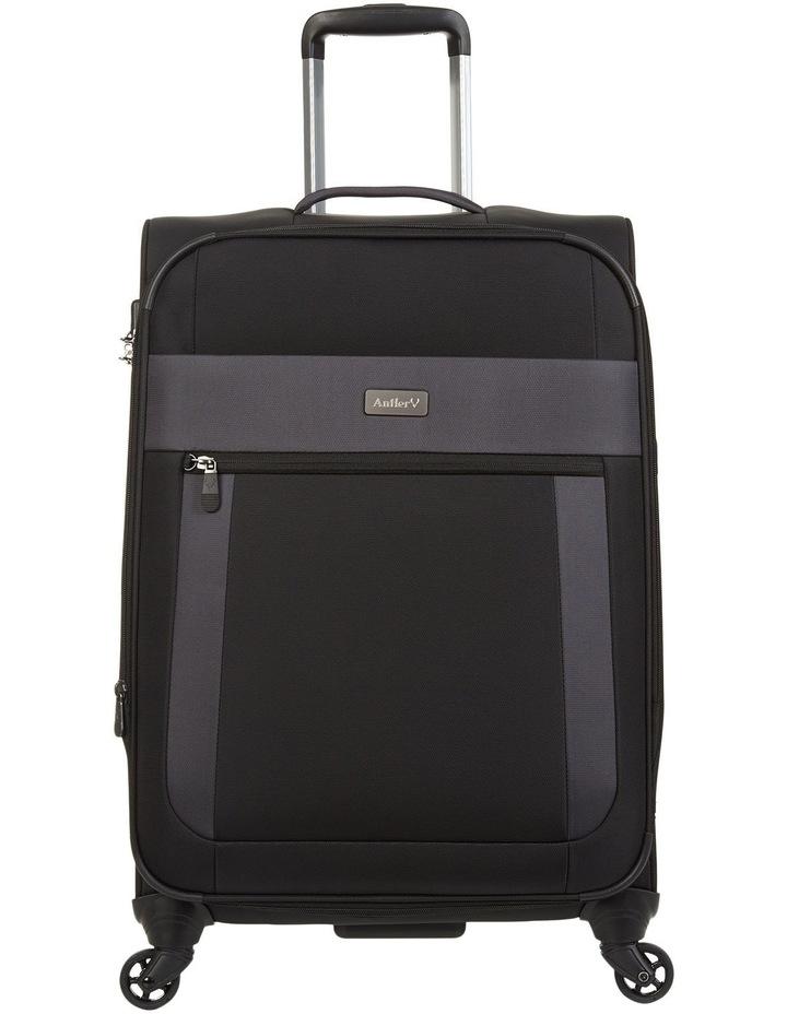 Translite Softside Spinner Case Medium 68cm Black 2.8kg image 1