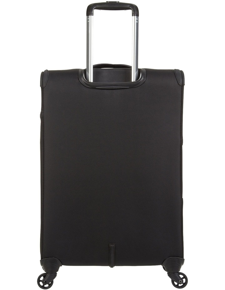 Translite Softside Spinner Case Medium 68cm Black 2.8kg image 2