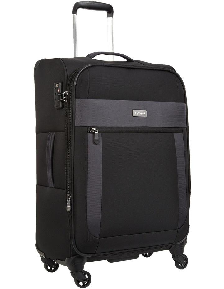 Translite Softside Spinner Case Medium 68cm Black 2.8kg image 3