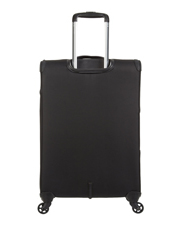 Antler - Translite Softside Spinner Case Medium 68cm Black 2.8kg