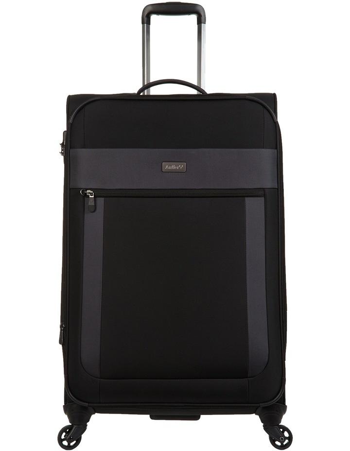 Translite Softside Spinner Case Large 81cm Black 3.3kg image 1