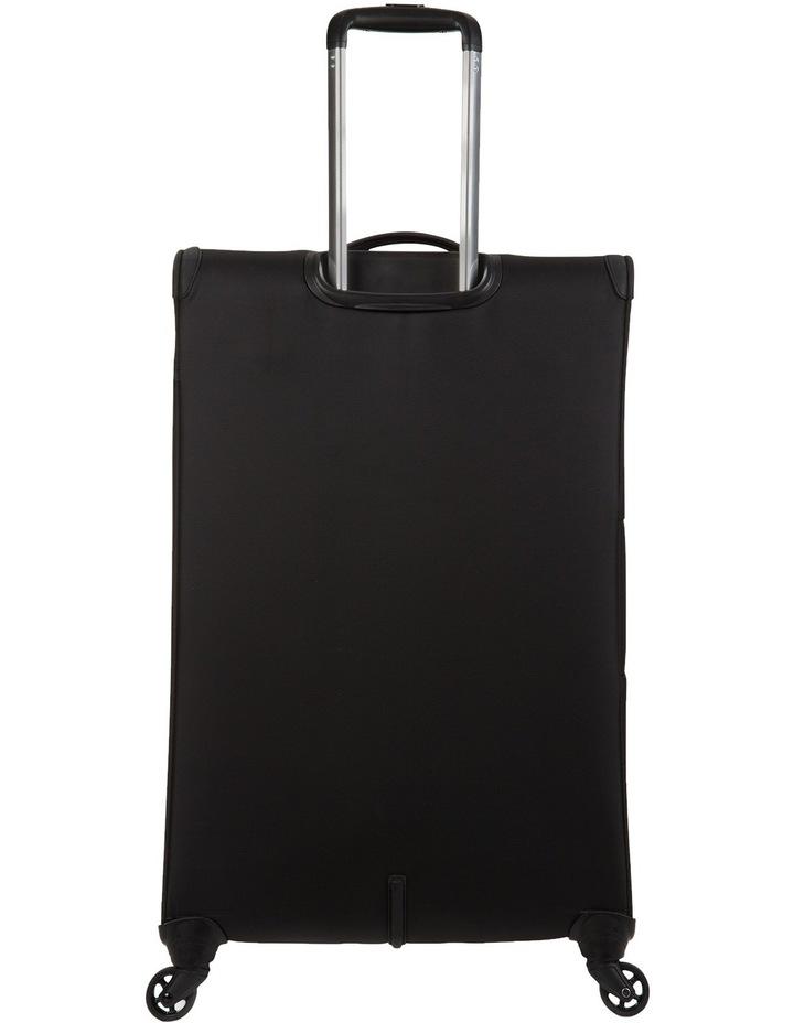 Translite Softside Spinner Case Large 81cm Black 3.3kg image 2
