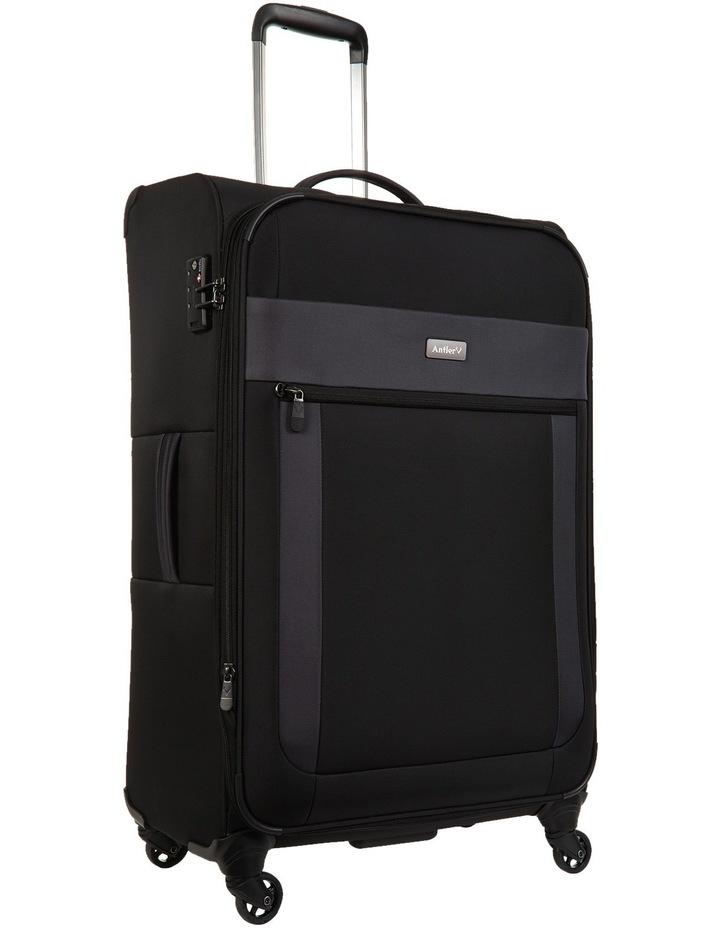 Translite Softside Spinner Case Large 81cm Black 3.3kg image 3