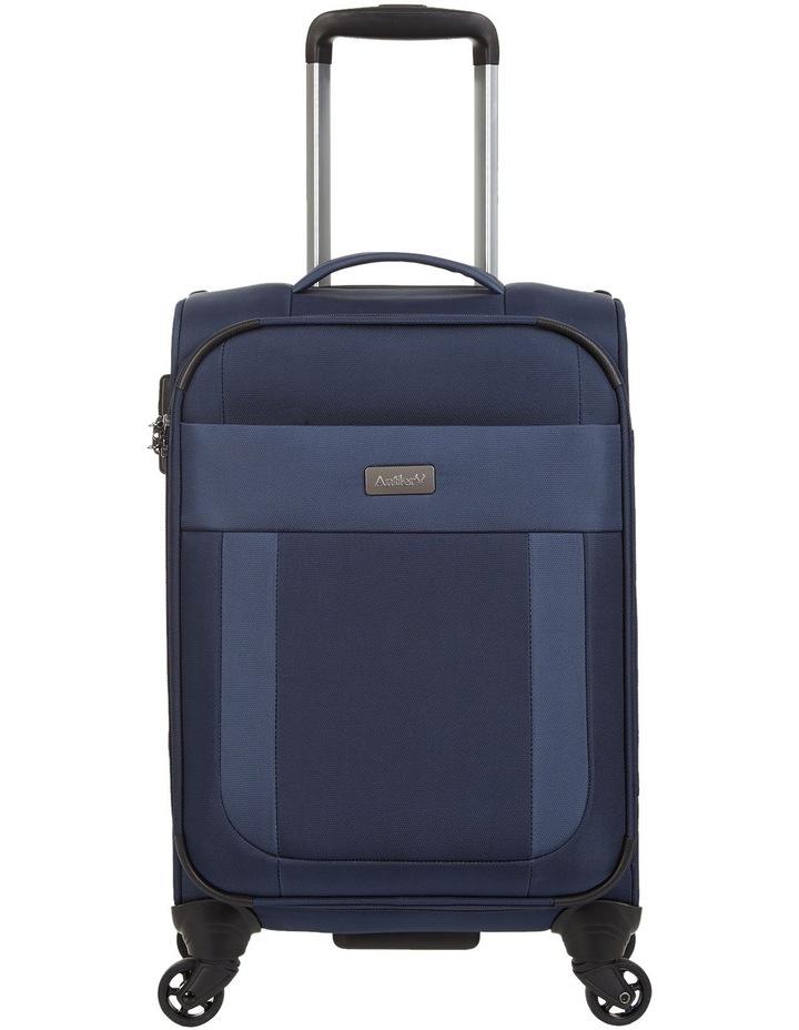 Translite Softside Spinner Case Small 56cm Blue 2.2kg image 1