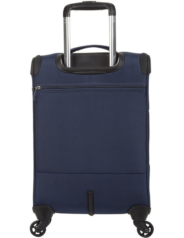 Translite Softside Spinner Case Small 56cm Blue 2.2kg image 2