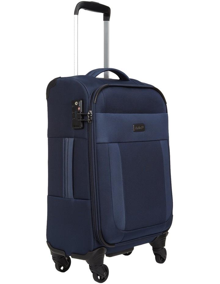 Translite Softside Spinner Case Small 56cm Blue 2.2kg image 3