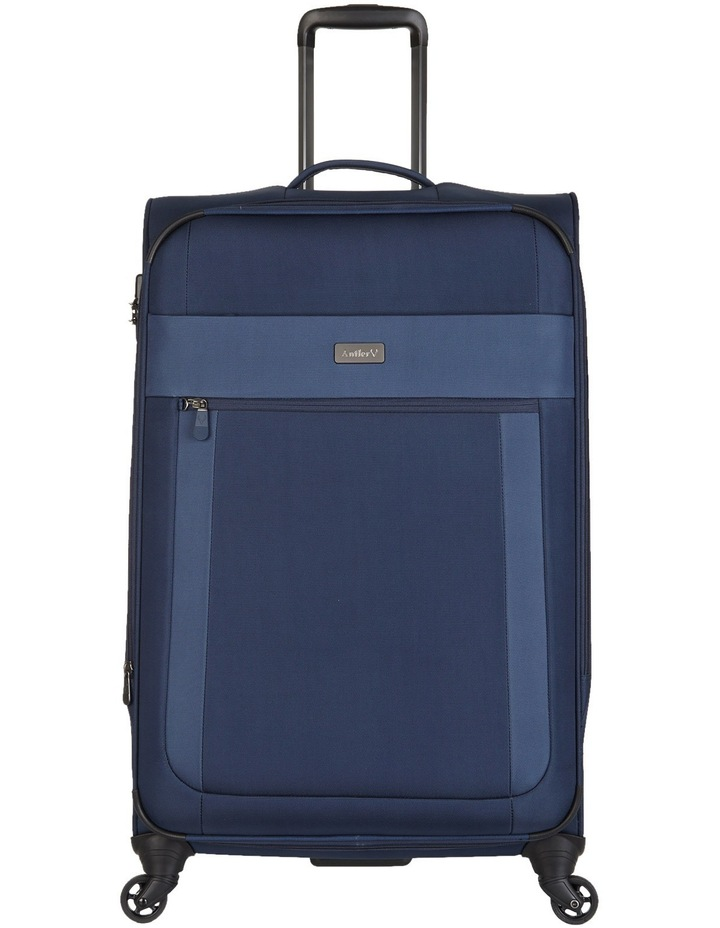 Translite Softside Spinner Case Large 81cm Blue 3.3kg image 1