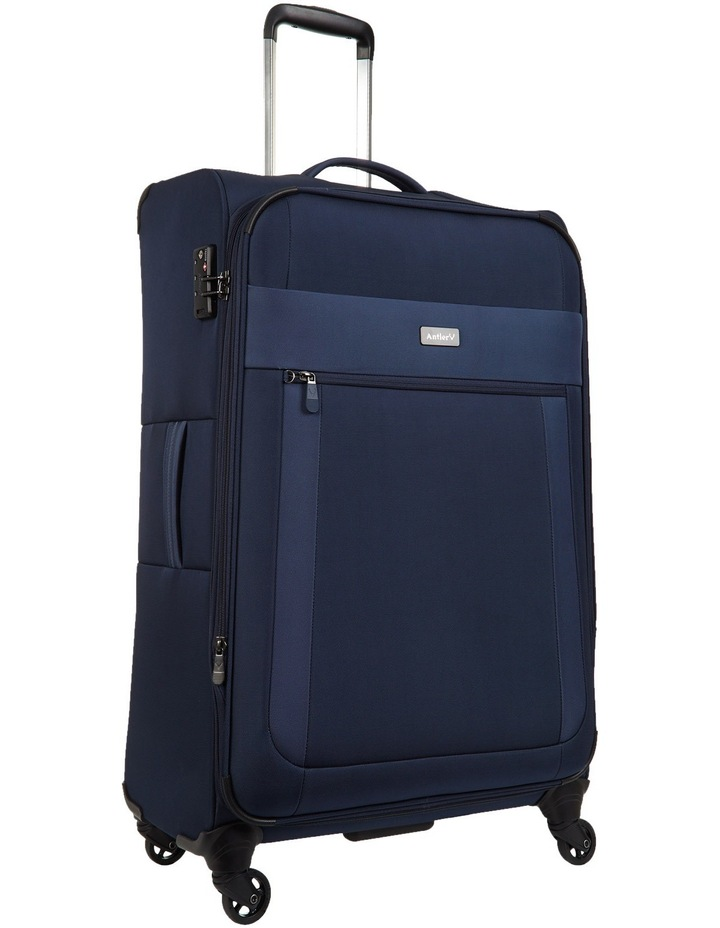 Translite Softside Spinner Case Large 81cm Blue 3.3kg image 2